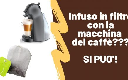 dolce gusto infuso