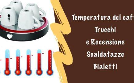 temperatura del caffè
