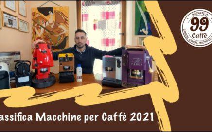 classifica macchine per caffe 2021