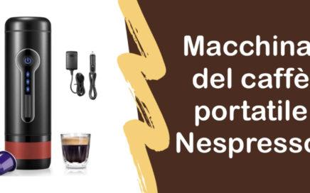 Recensione nespresso Portatile