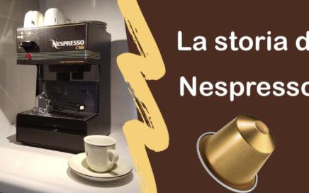 Storia Nespresso
